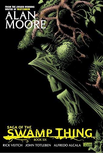 Saga of the Swamp TP Thing Book 6 (Saga of the Swamp Thing)