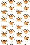 Posterlounge Acrylglasbild 60 x 90 cm: Muster mit Hirsch von Kidz Collection/Editors Choice - Wandbild, Acryl Glasbild, Druck auf Acryl Glas Bild