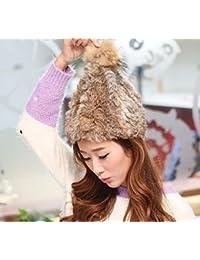 mhgao Cappello di moda caldo di Bella Autunno Inverno Moda Autunno Inverno  cappello Joker 9e4694927c79