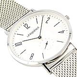 Bauhaus Design Stahlwerk Armbanduhr Damen Herren Unisex Designer Uhr Analog Quarz Austauschbare Bänder Modisch Elegant klassisch Design Zeitlos Unisex Direkt vom Hersteller