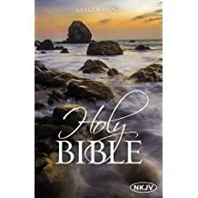 NKJV Holy Bible, Larger Print (Bible Nkjv)