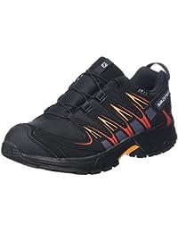 Salomon XA Pro 3D CSWP J, Zapatillas de Trail Running Unisex niños