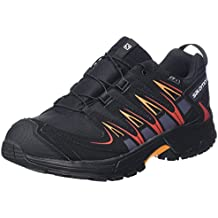 Salomon Xa Pro 3D Cswp J, Zapatillas de Running Unisex Niños