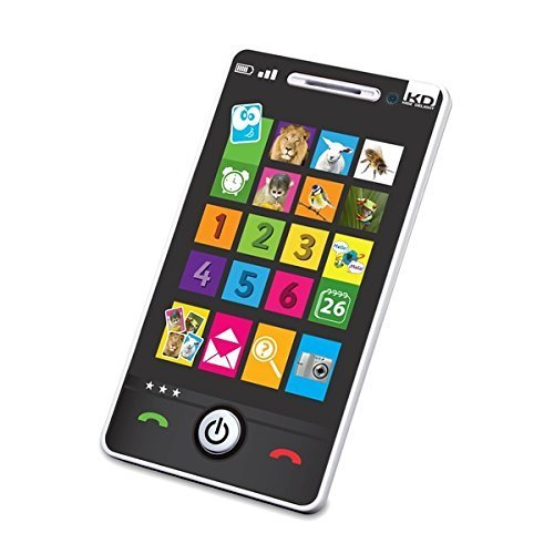 Smooth Touch Smart Phone Toy ( Gender: Boys, Girls )  available at amazon for Rs.4049