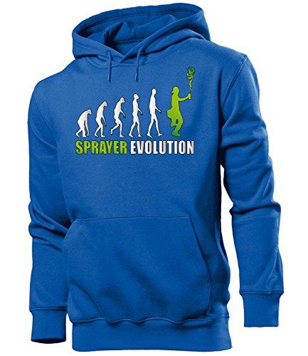 SPRAYER EVOLUTION 2041(HKP-B-Weiss-Grün) Gr. XXL