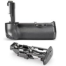 Neewer®Grip profesional vertical de la batería (reemplazo para Canon BG-E11) Trabajar con 1 o 2 piezas LP-E6 o 6 pilas AA Piezas para Canon EOS 5D Mark III / / Cámara Digital SLR 5DSR 5DS