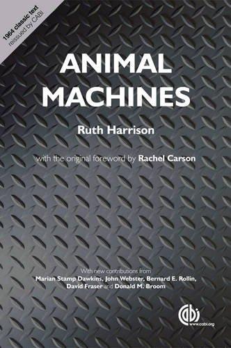 Animal Machines por Ruth (Noted animal welfare author, UK) Harrison