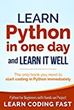 Best Books On Pythons - Learn Python in One Day and Learn It Review