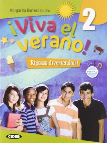 viva-el-verano-con-cd-audio-per-la-scuola-media-viva-el-verano-2-cd