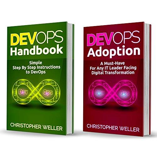 DevOps: 2 Manuscripts - DevOps Handbook and DevOps Adoption (English Edition)