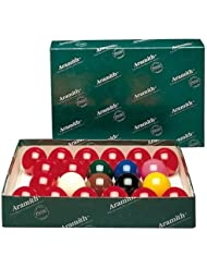 Aramith - Billes Snooker Aramith 52 mm