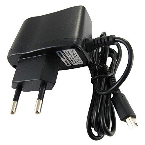 Pandaren® Cargador Europea regulaciones adaptador de corriente para 3DS (XL), Nueva 3DS (XL), 2DS, DSi (XL)
