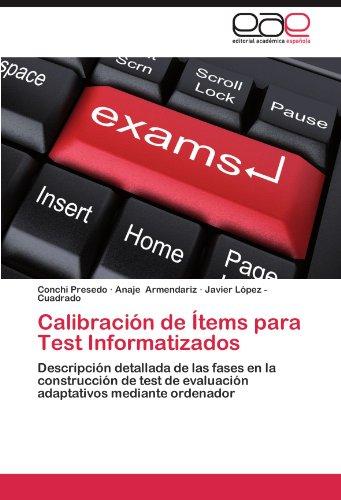 Calibracion de Items Para Test Informatizados