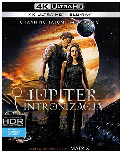 Jupiter Ascending [Blu-Ray] [Region B]