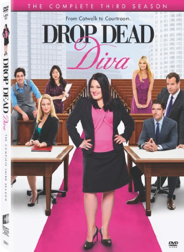 Drop Dead Diva: The Complete Third Season [Import USA Zone 1]
