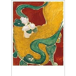 Nice - Musée Matisse - Fauteuil rocaille, fauteuil venitien, portrait d'un fauteuil - Carte postale 10,5 x 15 cm