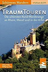 TraumTouren / Schöneres Wandern Pocket. Die schönsten Rund-Wanderwege an Rhein, Mosel und in der Eifel mit den ersten 11 Traumpfaden und dem Wanderweg des Jahres 2008!