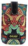 Oilily Winter Ovation Smartphone Pull Case Indigo