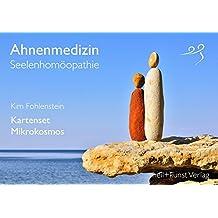 Ahnenmedizin und Seelenhomöopathie: Kartenset Mikrokosmos - 108 Karten mit Begleitbuch