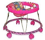 #8: Akshat Attractive Color Pink Color Baby Walker For Kids With Wheel Support baby walker baby walker and runner baby walker best seller baby walker pink baby walker com rocker