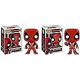 Funko POP! Deadpool: Two Swords & Thumbs Up - Marvel Vinyl Figures NEW