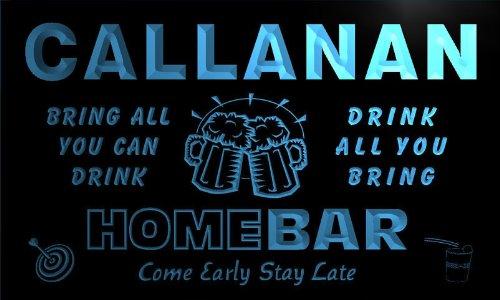 q06600-b-callanan-family-name-home-bar-beer-mug-cheers-neon-light-sign