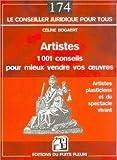 Artistes : 1001 conseils pour mieux vendre vos oeuvres...