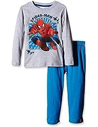Marvel Spiderman Crime Fighter-Pijama Niños,