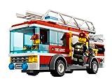 LEGO City 60002 - Feuerwehrfahrzeug Vergleich