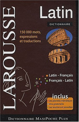 Maxipoche Plus Latin [Pdf/ePub] eBook
