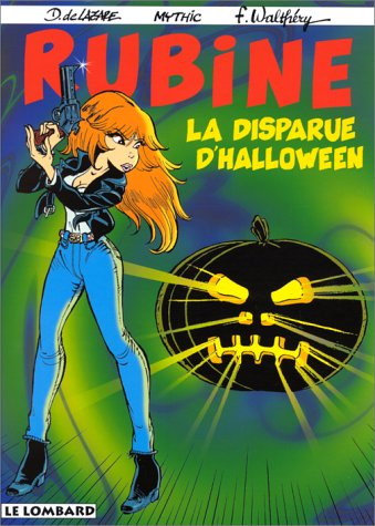 Rubine : La disparue d'Halloween