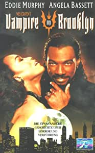 Vampire in Brooklyn [VHS]