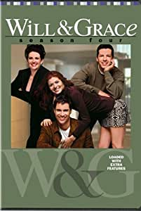 Will & Grace: Season Four [Import USA Zone 1]