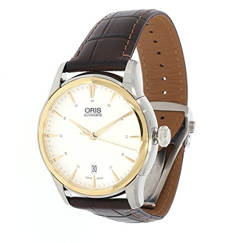 Oris artelier Montre Bicolor automatique