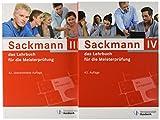 Sackmann - das Lehrbuch für die Meisterprüfung: Teil III und IV mit Lernportal - Ulrich Brand