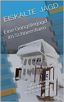 EISKALTE JAGD - Eine Gangsterjagd im Schneesturm: Ein Kinderkrimi auf Usedom von Hans-Rainer Riekers
