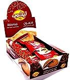 Teashop - Arabische Dattelkekse - Kekse mit Dattelfüllung (12 x 40g)