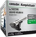 Rameder Komplettsatz, Dachträger Through für Suzuki Grand Vitara II (120456-05489-1)