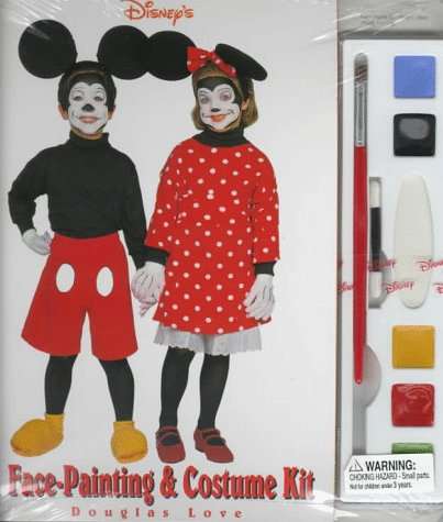 Disney's Face-Painting & Costume (Kit Facepainting)