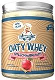Frankys Bakery Oaty Whey Haferflockenmüsli Mit Whey Protein Eiweiß Gesunde Ballaststoffe Kohlenhydrate 900g (Banana -Banane)