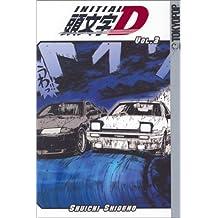 Initial D Volume 3