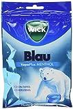 WICK Blau Menthol mit Zucker, 10er Pack (10 x 72 g)