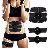 Abs Trainer Bauchmuskelanreger Muskeltoning Gürtel Home Workout Fitnessgerät Für Männer Und Frauen