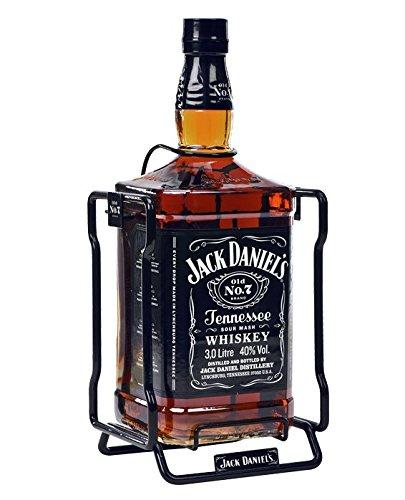 Jack Daniel'S 3 Liter Bottle with Metal Swing (Daniels Distillery Jack)