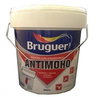 BRUGUER – Antimoho Pintura Bruguer 4 L