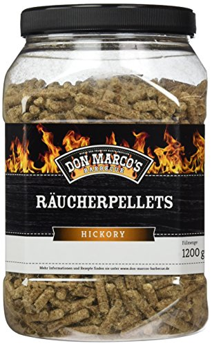 DON MARCO'S Hickory, 1er Pack (1 x 1.2 kg) -