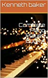 #9: Complete Piano Player: Book 4