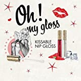 Kissable Nip Gloss - DUET Warming & Cool...