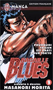 Racaille Blues Edition simple Tome 9