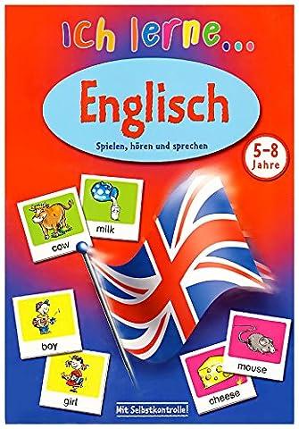 Ich lerne.. Englisch - Paare suchen und Bingo Spiel